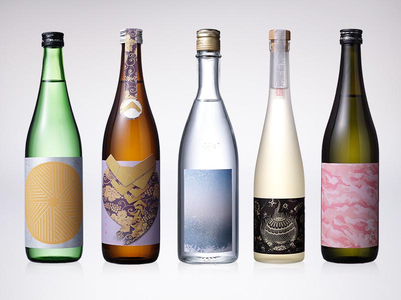 支子色、鴾色……。銘酒の味わいを、和の色で表す「Nippon IRO SAKE Project」_1