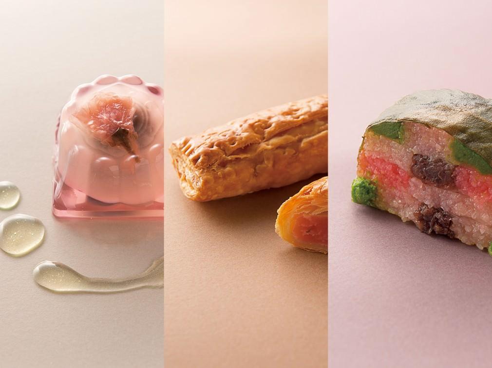 プルプル、さくさく、モッチモチ! 新食感「春色口福」さくらスイーツ3選_01