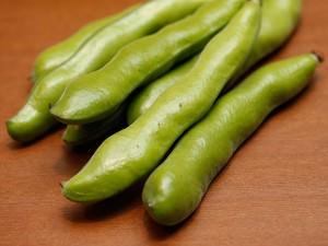 そら豆は、枝から外して3日間がおいしく食べられる期間
