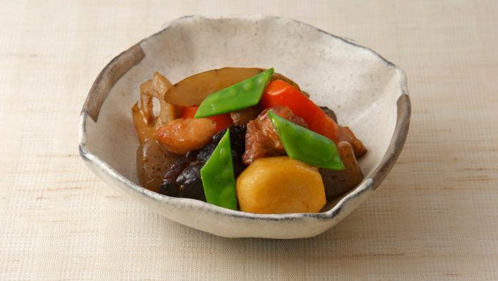 昆布出汁がきいた京料理のイメージ