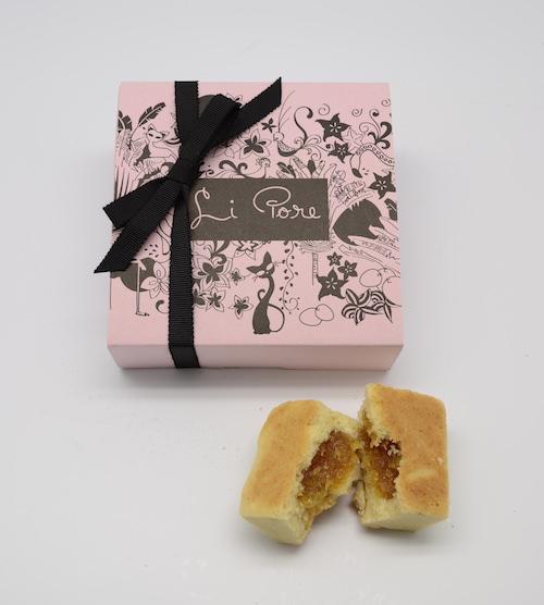 Li Pore(リポール)のパイナップルケーキ