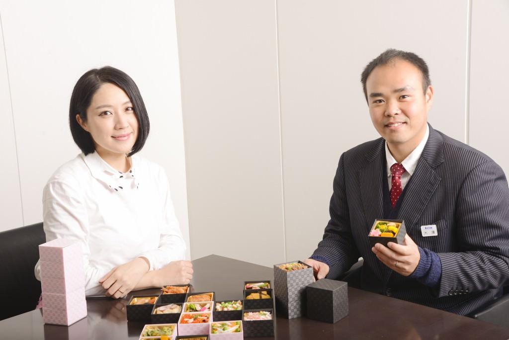 弁当美女? 犬山紙子さんと食べる、お花見弁当の新しいかたち_4