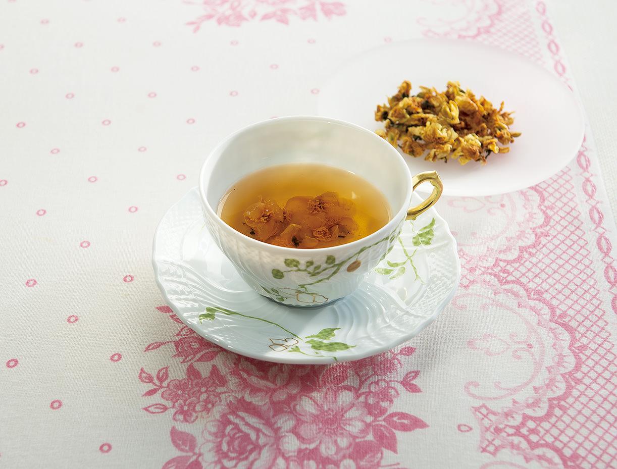 お茶でフラワーセラピー? 目で楽しむ、香りに癒やされるフローラルティはいかが_3