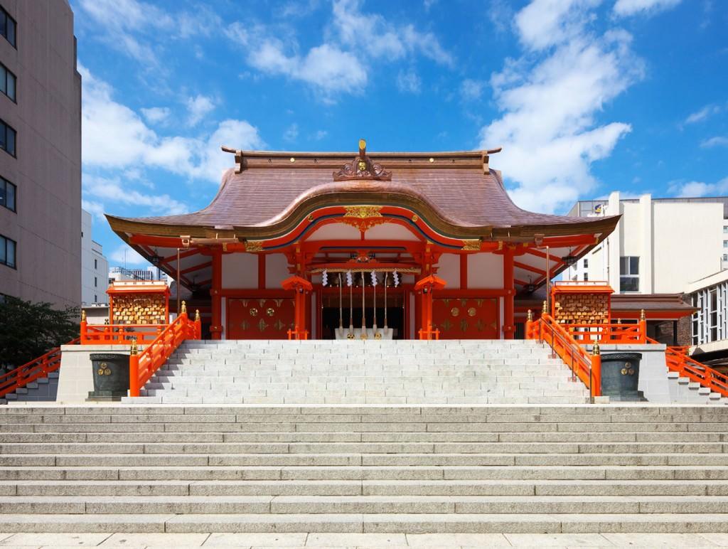 【連載】いせたんさんぽ Vol.1/新宿の守り神「花園神社」_4