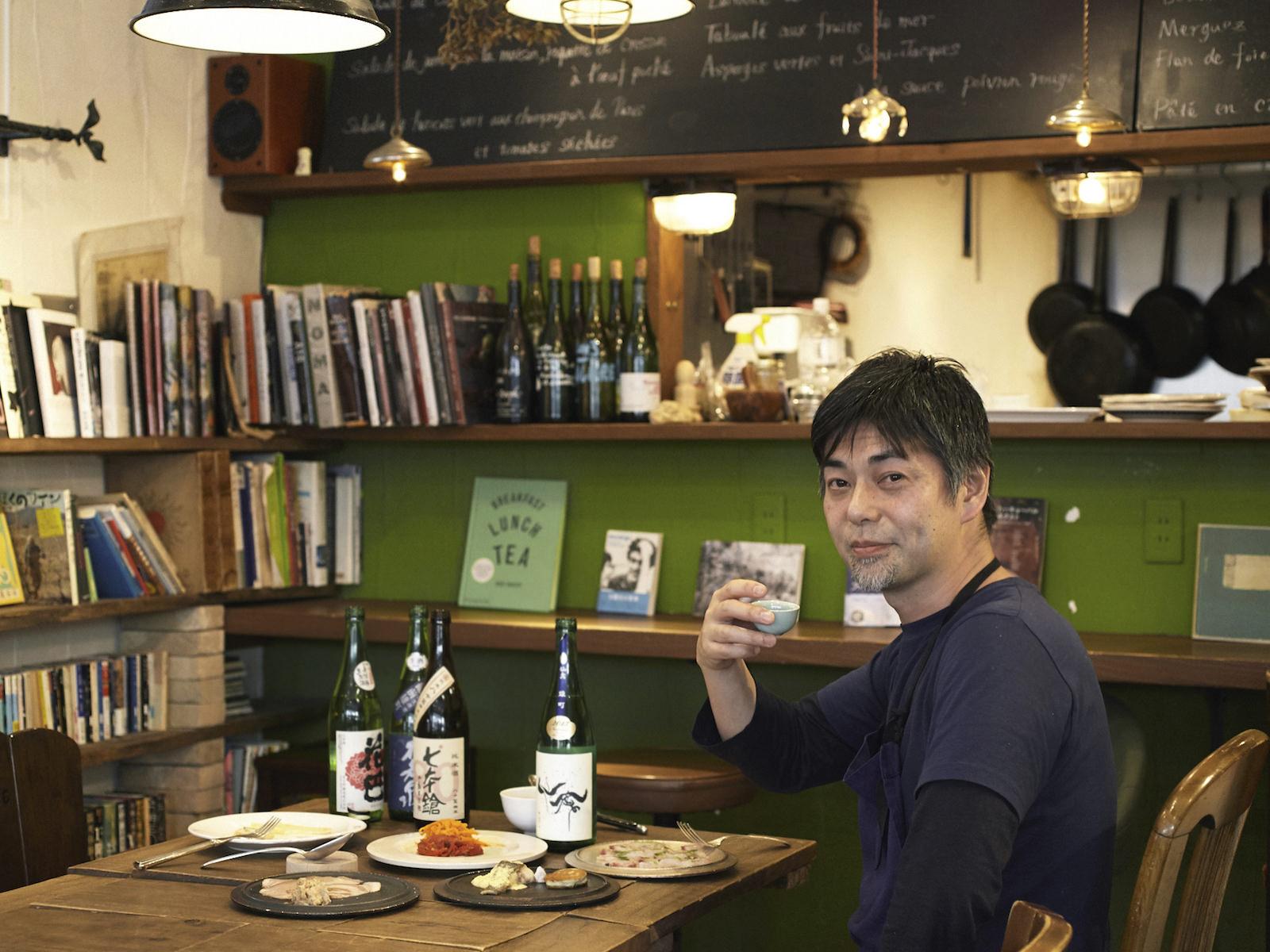 自然派ワインファンに送る、「テーブル日本酒」の楽しみかた_1