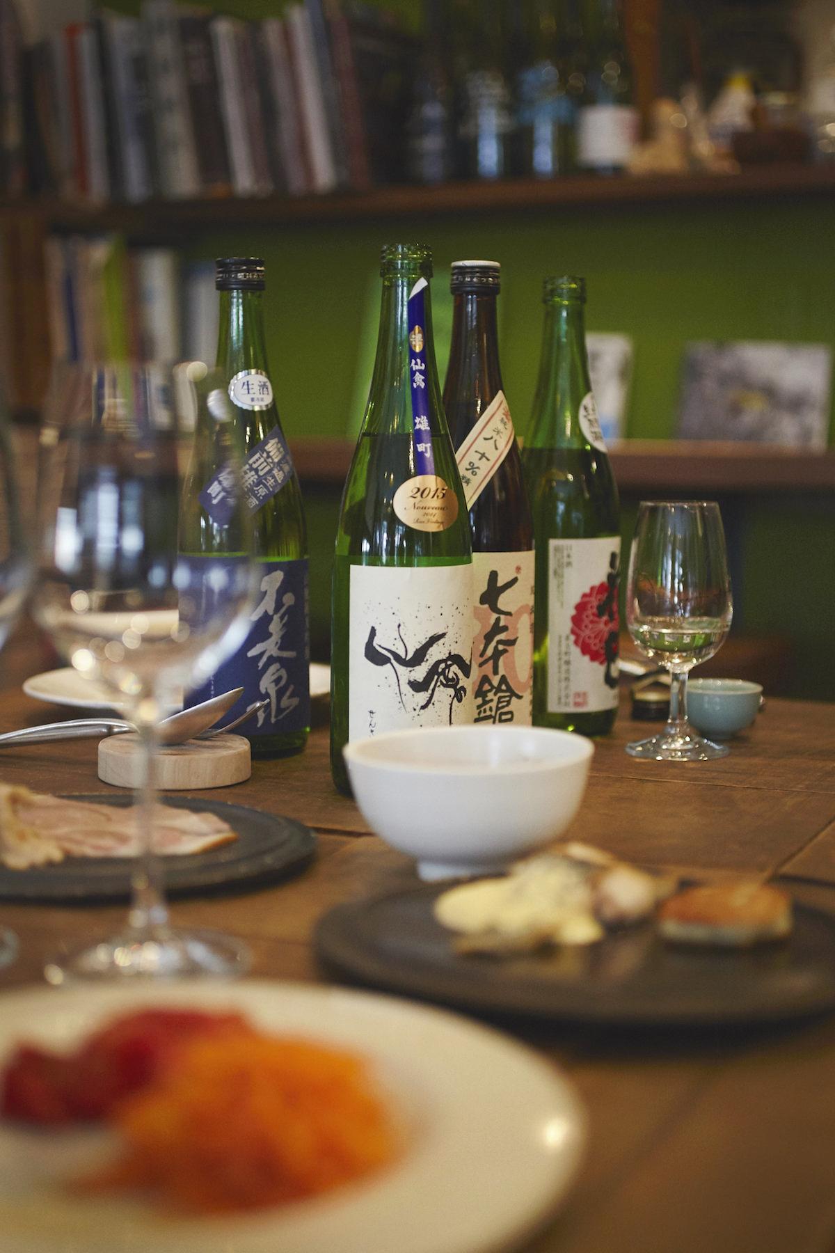 自然派ワインファンに送る、「テーブル日本酒」の楽しみかた_2