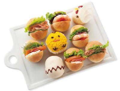 モチーフをかたどったアイテムがずらり。「食」で祝う春のイースター_3