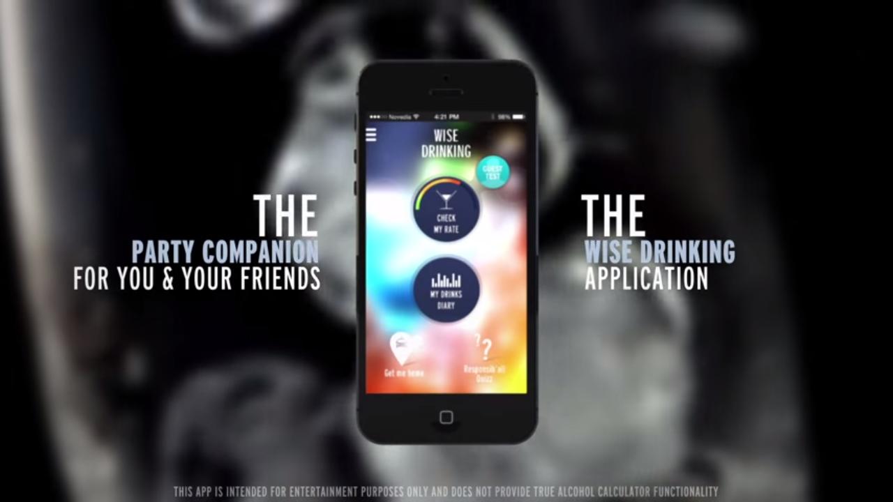 ほろ酔いシーズンに役立つ? お酒と上手に付き合うアプリ「Wise Drinking」_1