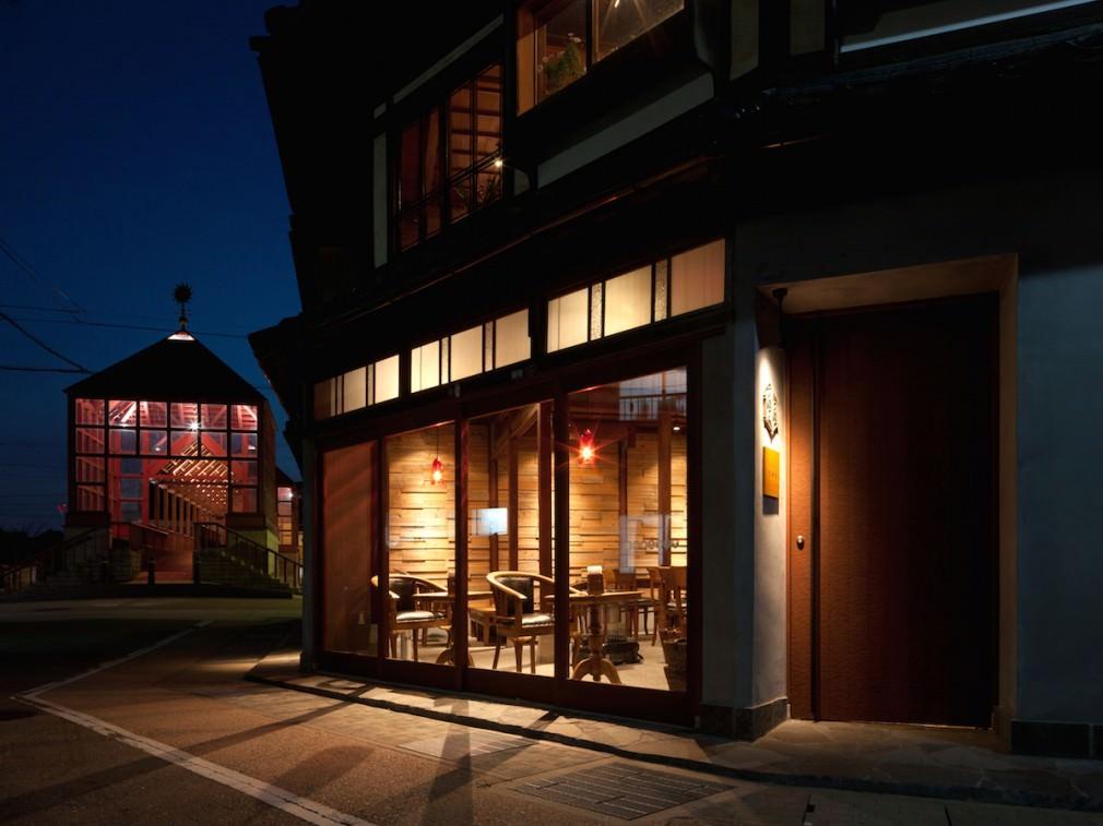 あの街の、あの一杯:富山県射水市 カフェ uchikawa 六角堂_1