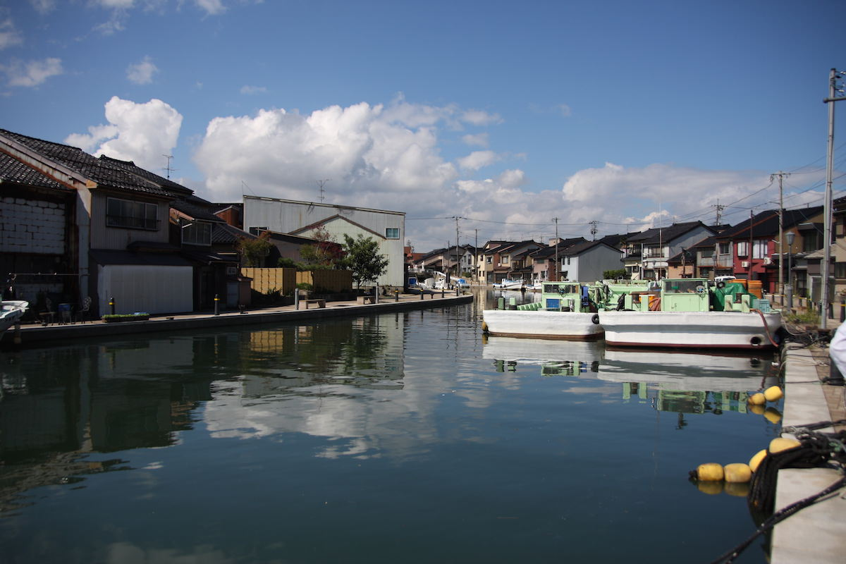 あの街の、あの一杯:富山県射水市 カフェ uchikawa 六角堂_2