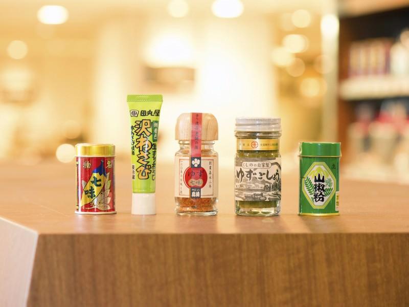 伊勢丹新宿店にも外国人に人気の調味料の画像
