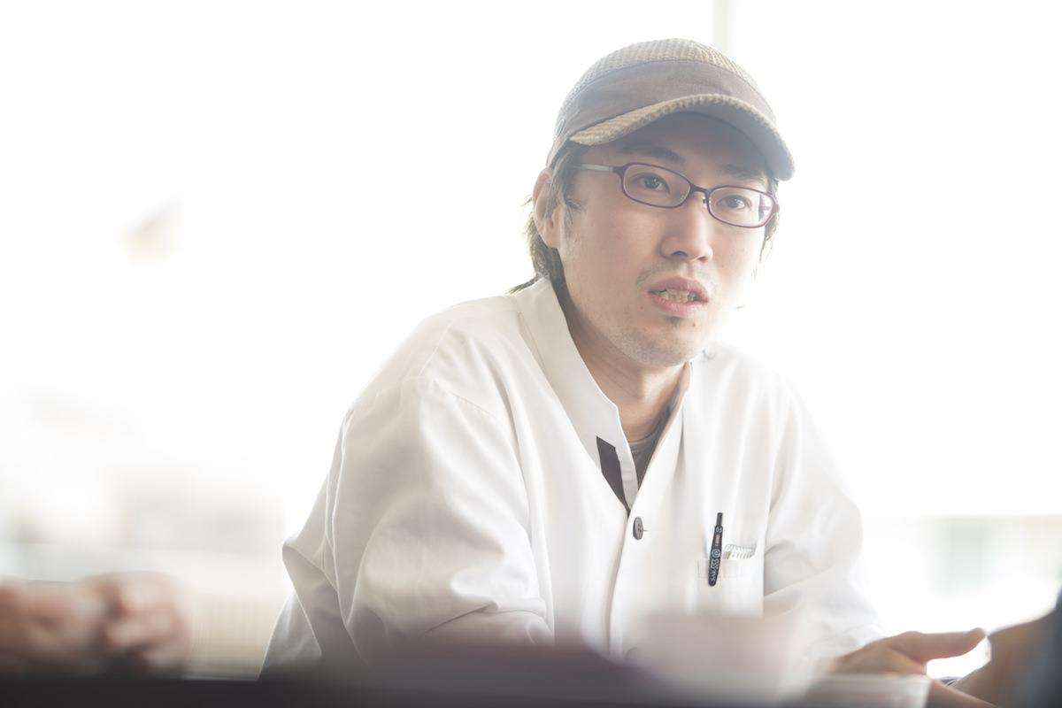 パティシエール齋藤由季さんのパートナー、久保雅彦さんの画像