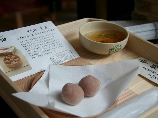 約140年の時を経て復活した「申餅(さるもち)」は、葵祭の味