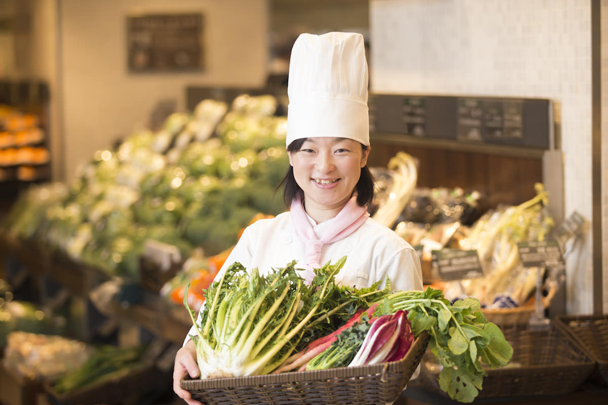 自然の力みなぎる! 日本生まれのイタリア野菜_2