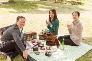 東京ピクニッククラブが提案する、お花見ピクニック・スタイル!_東京ピクニッククラブ