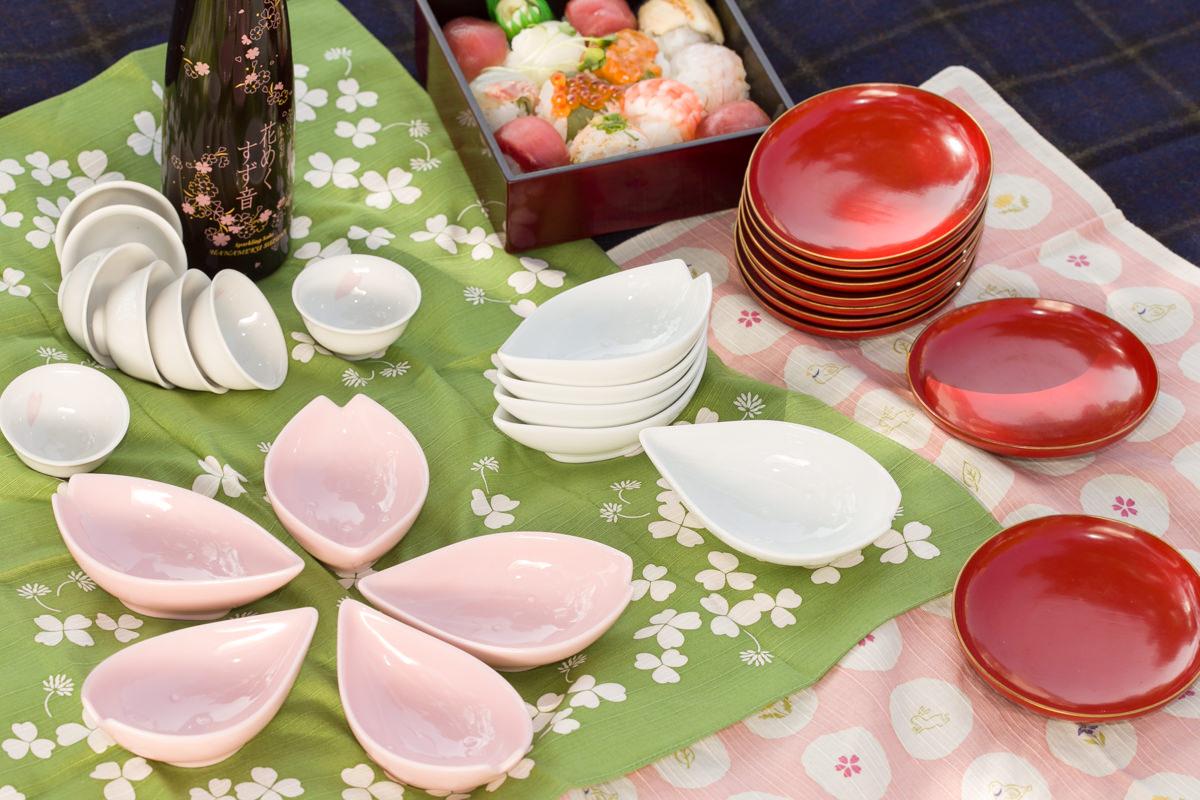 東京ピクニッククラブが提案する、お花見ピクニック・スタイル!_2