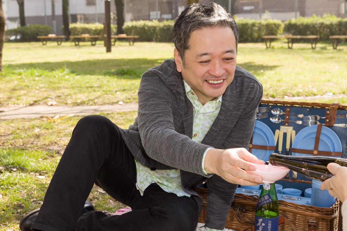 東京ピクニッククラブが提案する、お花見ピクニック・スタイル!_4