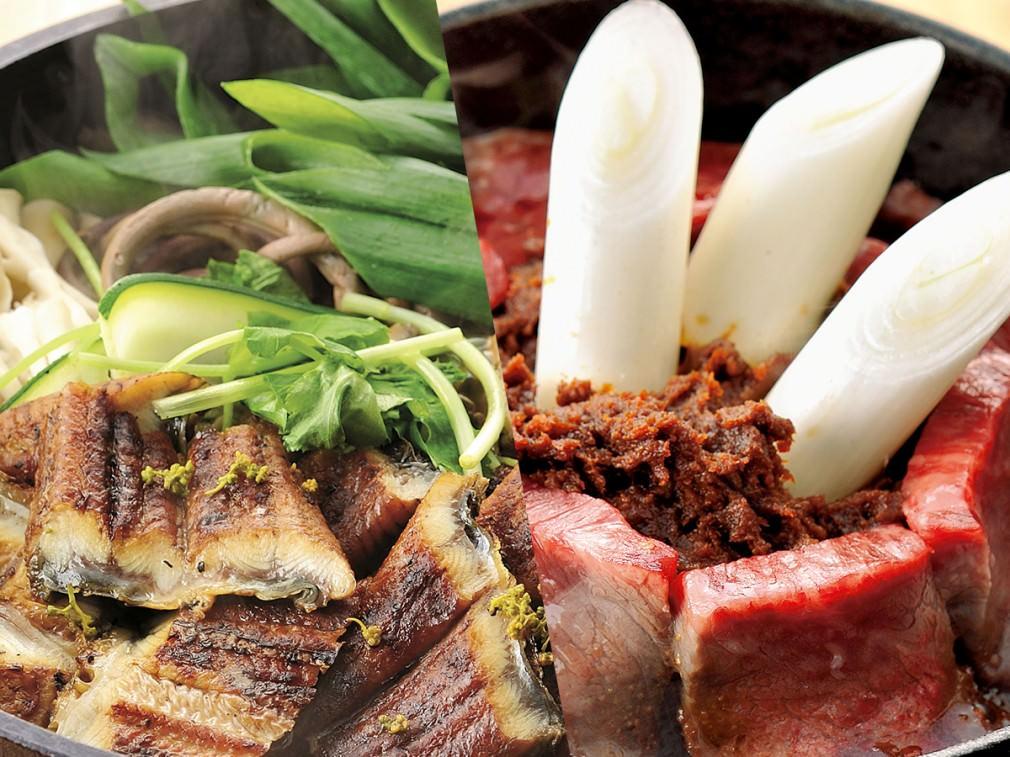 鰻から味噌味まで!? 日本の食文化の多様性を物語る、ご当地すき焼き_1