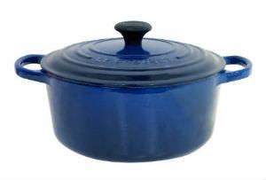 「ル・クルーゼ」の鍋、「ココット・ロンド」の画像