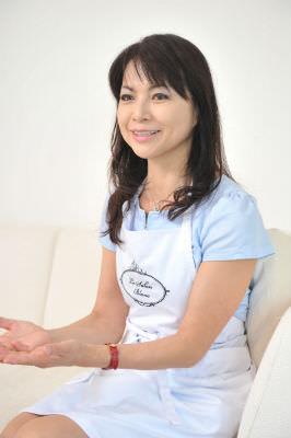 料理研究家の磯部作喜子先生の画像