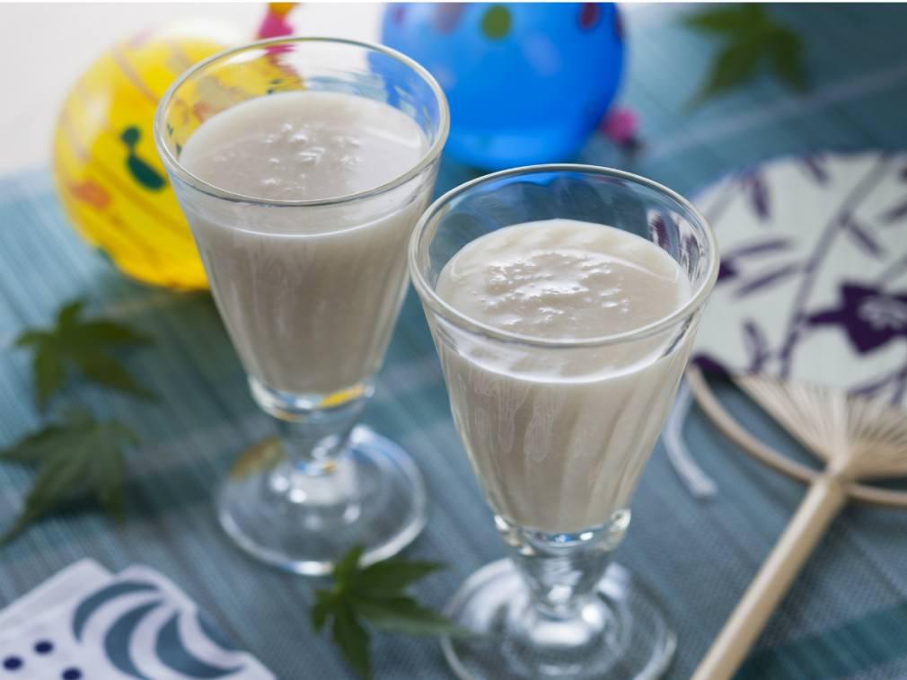 夏こそ甘酒? 冷やして楽しむ日本伝統の味01