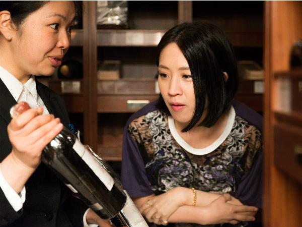 犬山紙子の「伊勢丹お買い場探検隊!」第1回・知られざるワインの洞窟03