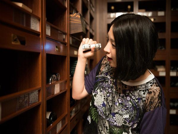 犬山紙子の「伊勢丹お買い場探検隊!」第1回・知られざるワインの洞窟05
