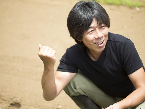 TAKEI FARM代表、武井敏信さんの画像