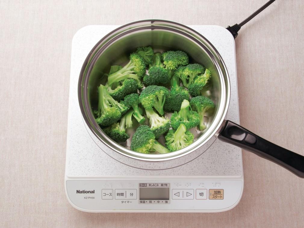 食材のチカラを引き出す! シンプルでおいしい夏野菜の無水料理_1