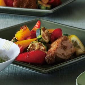 食材のチカラを引き出す! シンプルでおいしい夏野菜の無水料理_3