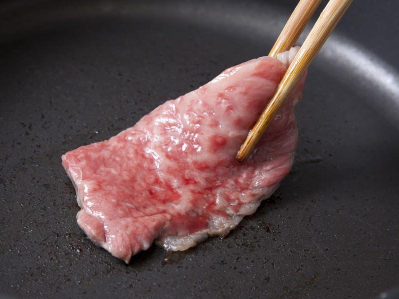 松阪牛熟成肉の希少部位「ランボソ」の画像