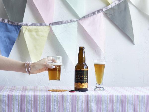 フルーツビールの注目株、宮崎県<宮崎ひでじビール>きんかんビターエールの画像