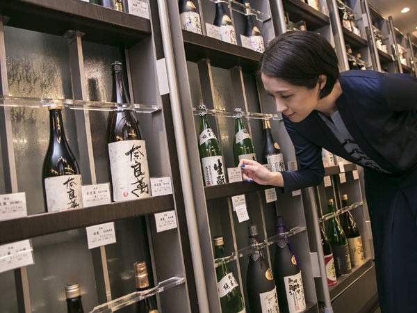 犬山紙子の「伊勢丹新宿店食品フロア探検隊!」第3回・日本酒の大滝に誘われて…_8