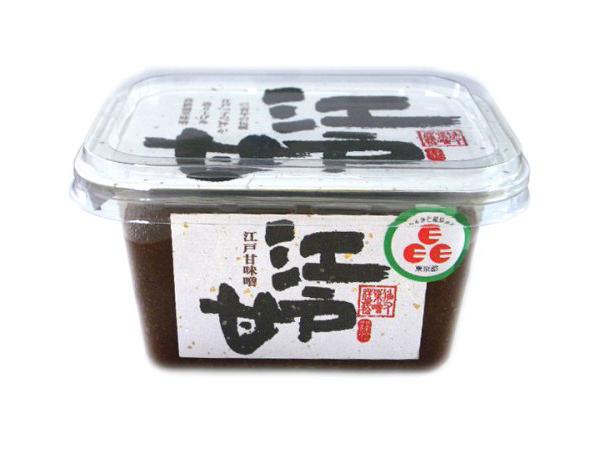 あぶまた味噌の「江戸甘味噌」300g 389円(税込)