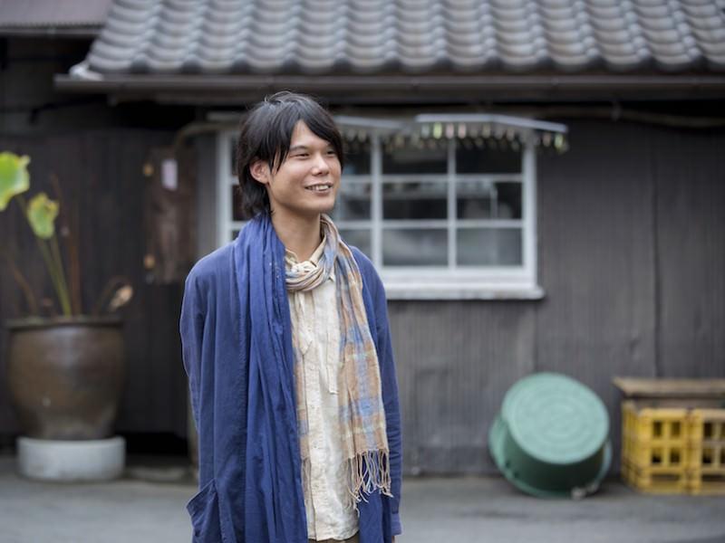 発酵デザイナーの小倉ヒラクさん