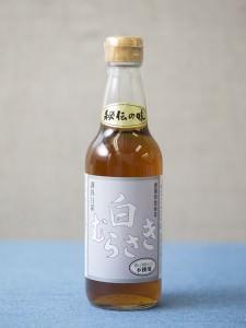 <本むらさき株式会社>白むらさき(360㎖)454円(税込)