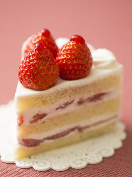 <パティスリー キハチ>甘酸っぱい苺のショートケーキ 540円(税込)
