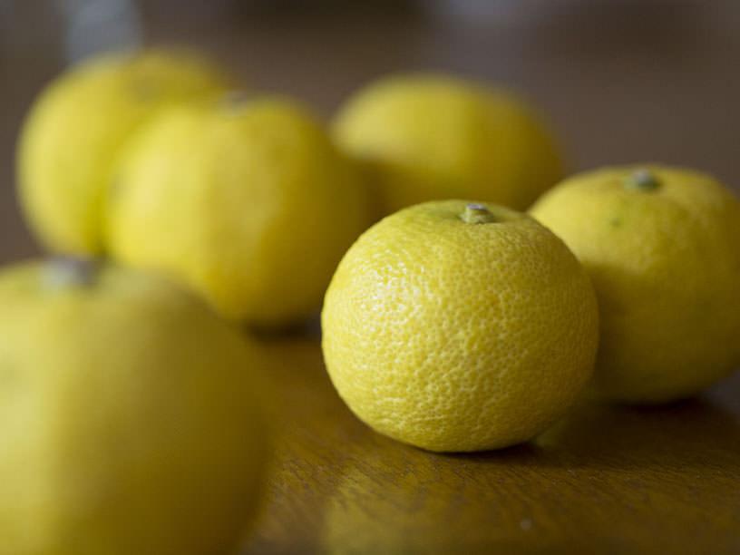 黄ゆずのイメージ