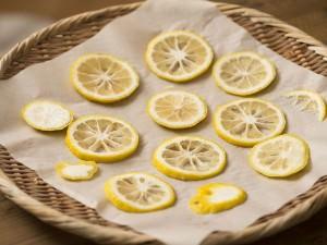 柚子のドライの作り方