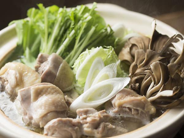 鶏がらから作る水炊きのレシピ