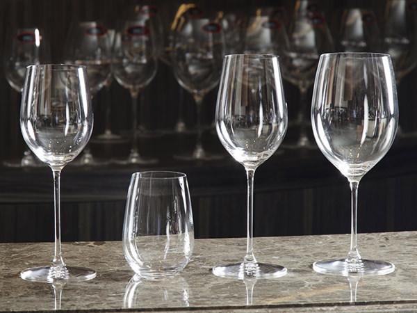 さまざまなリーデルのワイングラス
