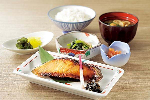 「京粕漬 魚久」の粕漬け