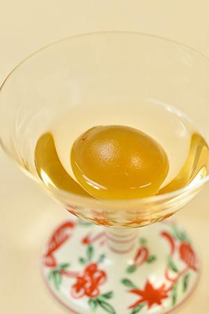 浸透したシロップがおいしい叶 匠壽庵の木貴子