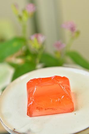 自然の甘酸っぱさが特徴の叶 匠壽庵の標野