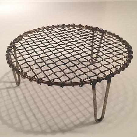 「大橋金網工芸」の焼き網