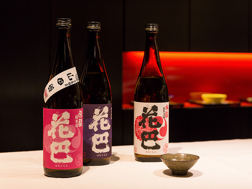 日本酒飲み比べイメージ