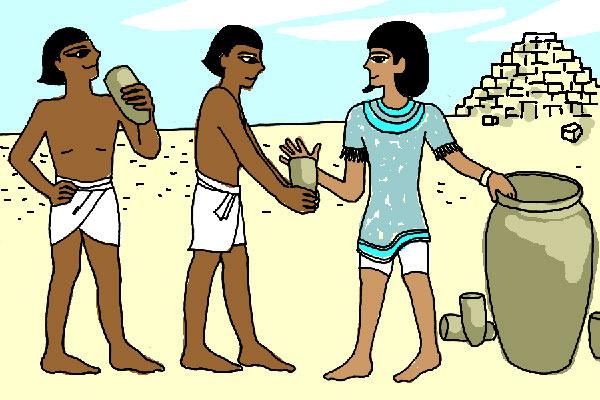 古代エジプトではビールが報酬だった!?