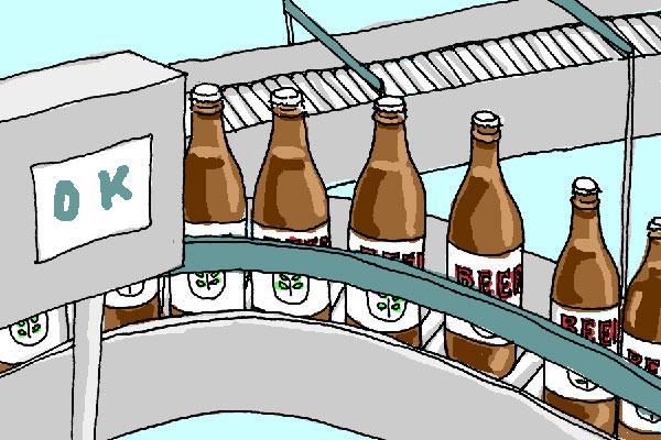 産業革命が現代のビールの大量生産を可能にした!?
