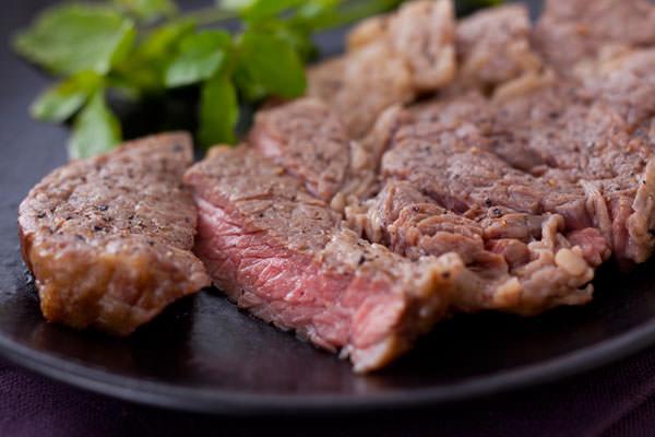 燻製ステーキ