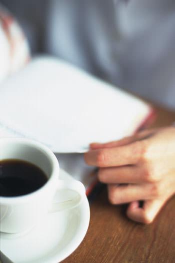 コーヒーのある暮らしのイメージ